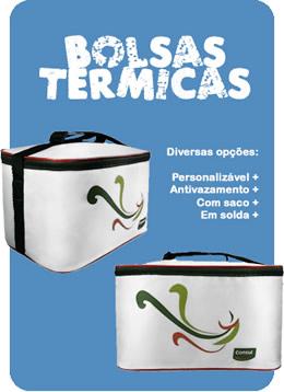 Bolsas Térmicas personalizadas