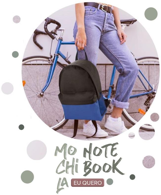 Mochilas para notebook personalizadas promocionais